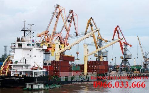 Hiện có hơn 3500 chiếc container chưa làm thủ tục