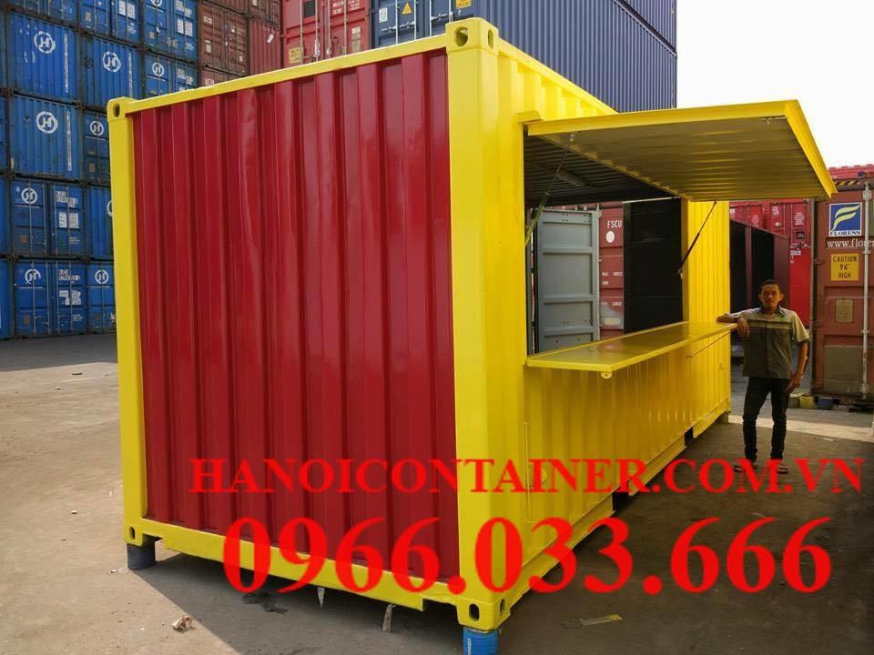ban container cu 1