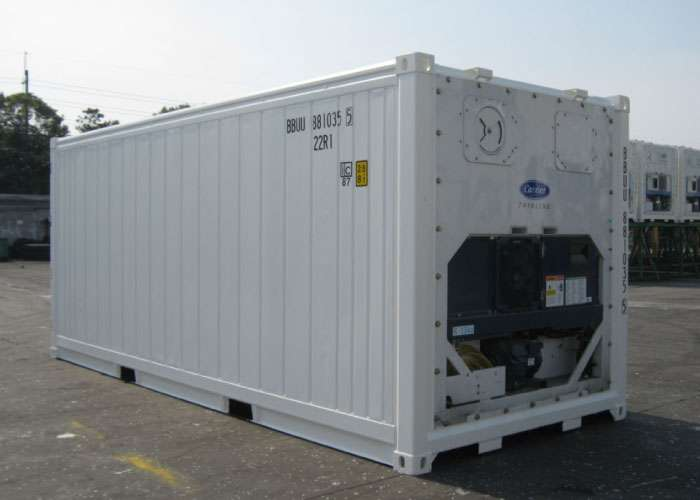 Container lạnh 20feet
