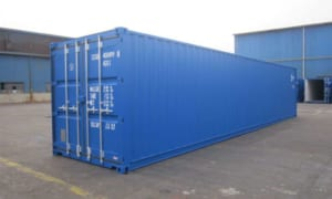 container kho 40feet cũ
