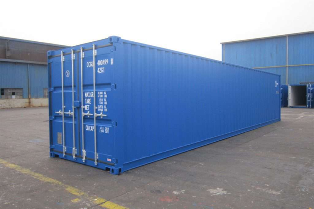 Container kho 40feet