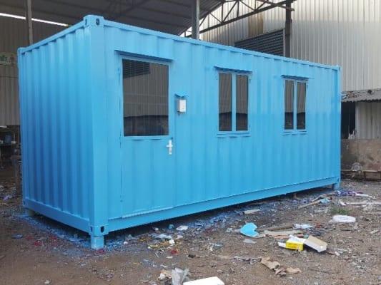 Cho thuê container văn phòng tại Hà Nội