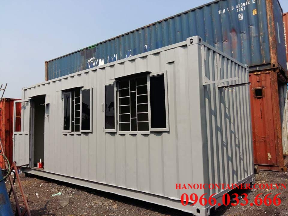 Container văn phòng 20feet