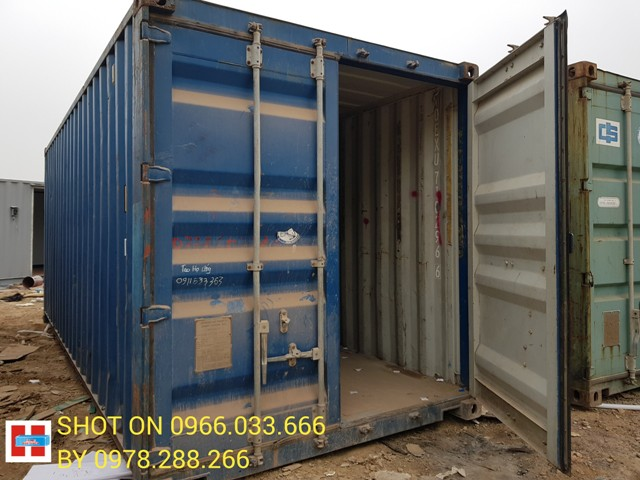 bán container cũ