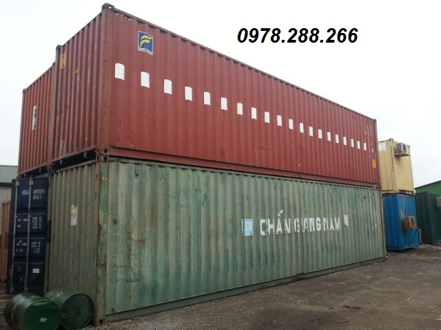 bán container tại vĩnh phúc