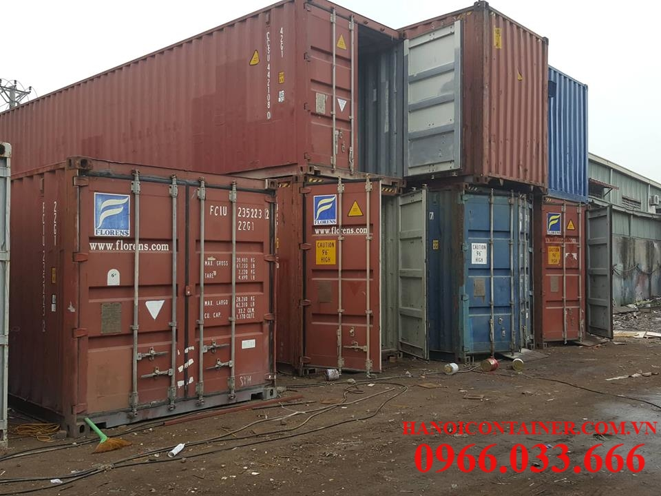 Container kho giá rẻ