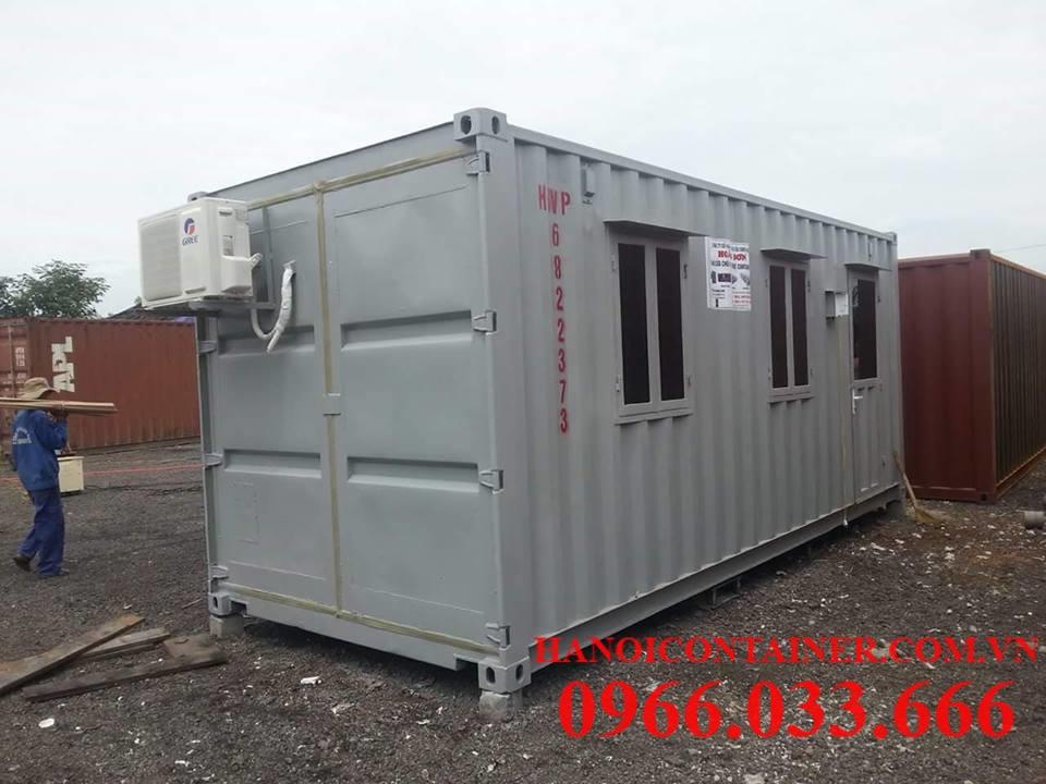 Container văn phòng 20feet
