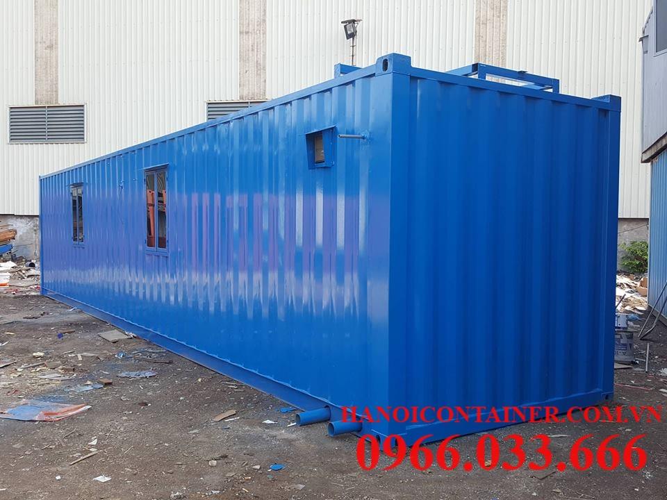 Mua bán Container văn phòng 40ft