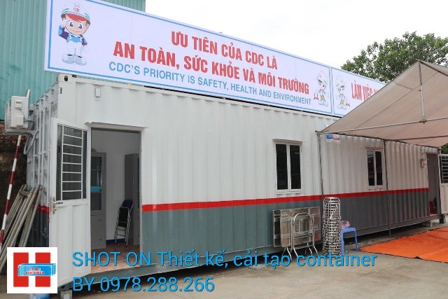 cho thuê container