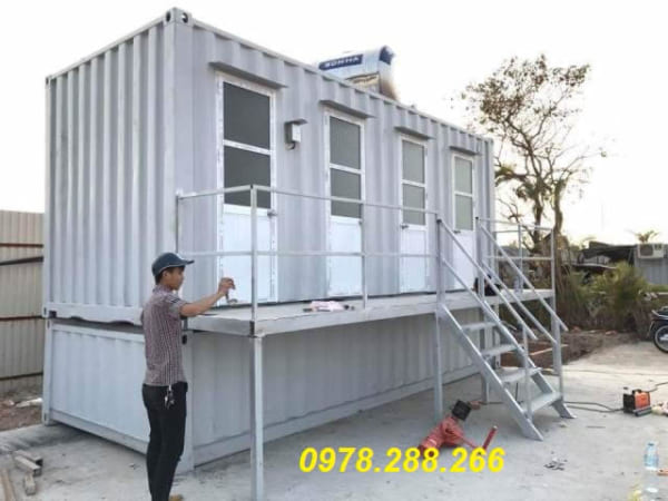 Container vệ sinh 20feet
