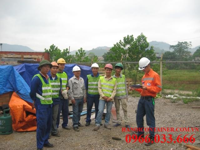 Đội ngũ công nhân chuyên nghiệp, tay nghề cao