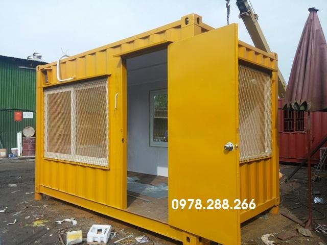 Container phòng điều hành