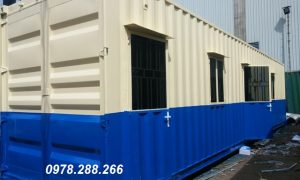 bán container văn phòng