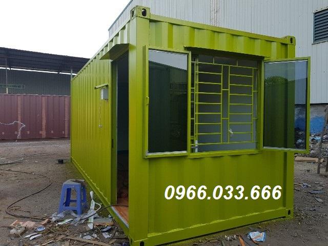 cho thuê container tại vĩnh phúc
