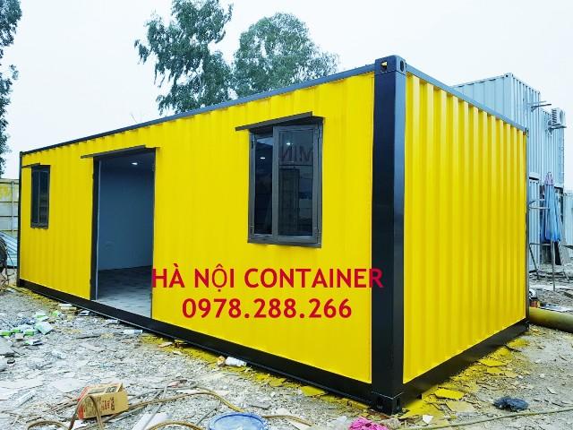 container văn phòng bất động sản
