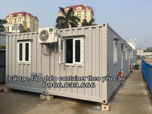 thuê container tại bắc ninh