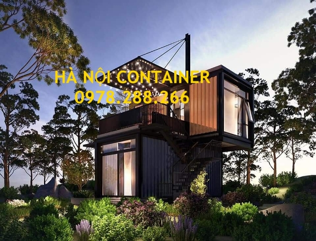 nhà nghỉ container
