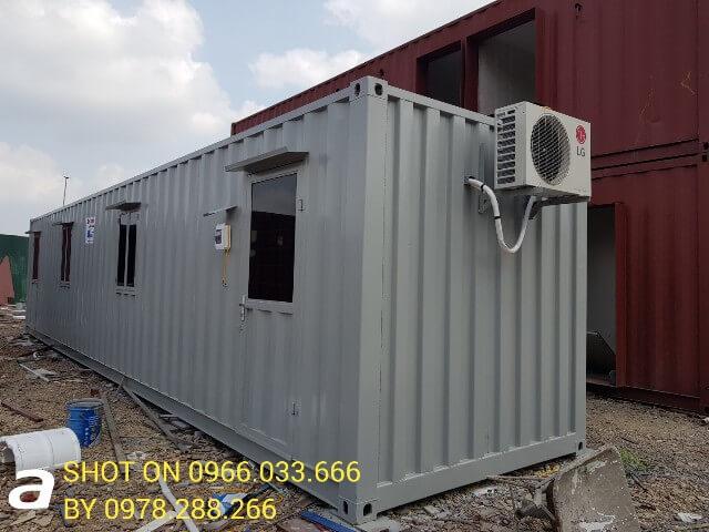 cho thuê container tại thái nguyên