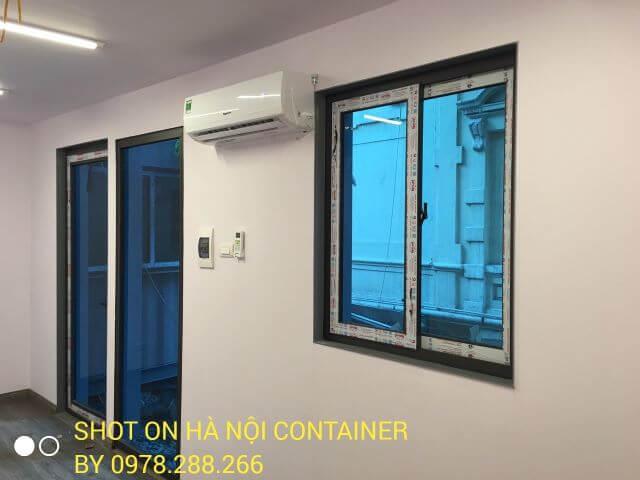 container văn phòng ghép