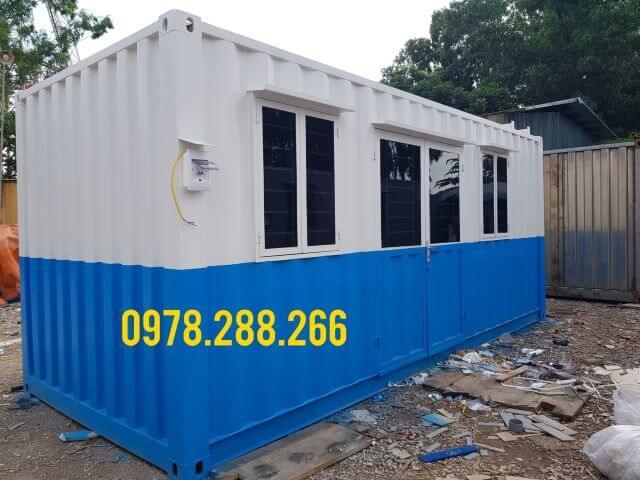 bán container tại hải dương, hải phòng