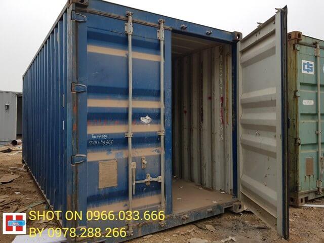 cho thuê container tại hưng yên